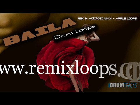 Baila Loops 5 - 115 Bpm Audio Sample