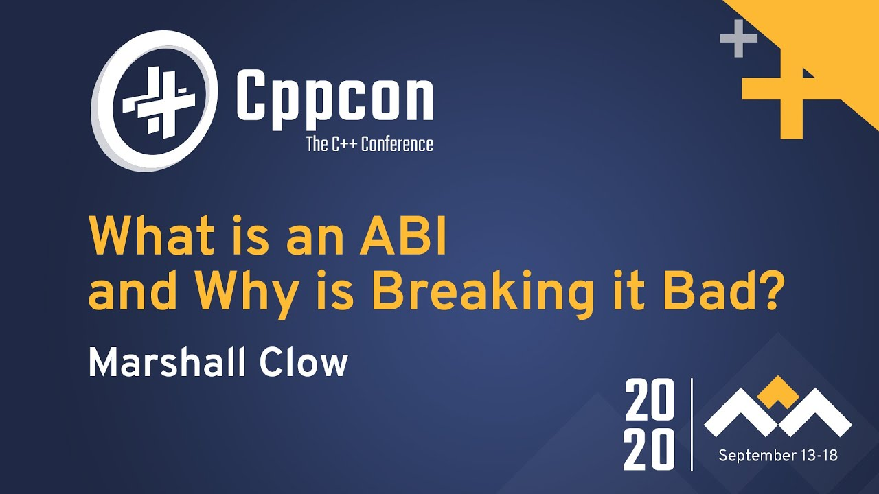 What is an ABI, and Why is Breaking it Bad?