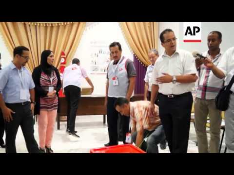 Mock election tests voting process ahead of parliamentary poll