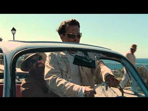 The Rum Diary -- Try and Look Normal