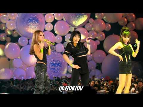 2013.07.18 20's choice 2NE1- Falling in Love