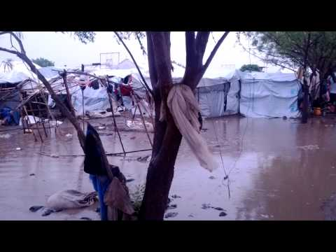 South Sudan UNMISS Tomping Protection of Civilians Site
