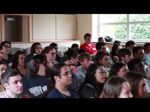 Orientation Day Highlights Video - July 2016