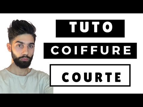 Comment COIFFER des CHEVEUX COURTS ? TUTO Coiffure Homme - SOStyle from YouTube · Duration:  4 minutes 21 seconds