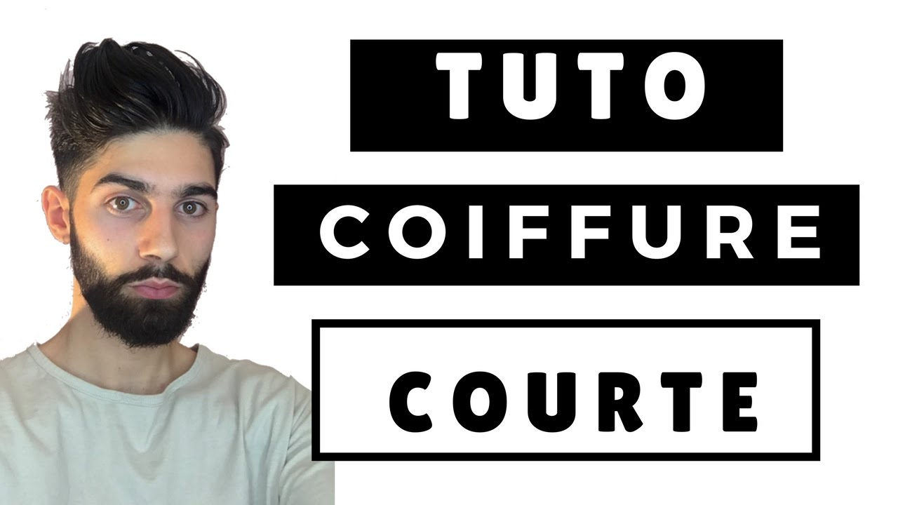 comment coiffer des cheveux courts tuto coiffure homme sostyle youtube. Black Bedroom Furniture Sets. Home Design Ideas