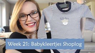 Elise Joanne Babykleertjes Shoplog | Zwangerschapsdagboek (Ouders van Nu)