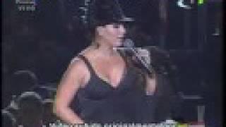 Olga Tañon - Como Olvidar ( Barquisimeto Top Festival 2008 )