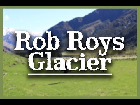 TRAVEL WITH BLONDIE - Rob Roys Glacier, New Zealand