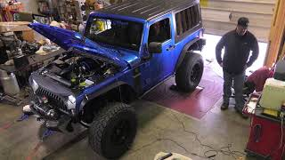 In The Shop With Scorpion Offroad Concepts. Sprintex Supercharger