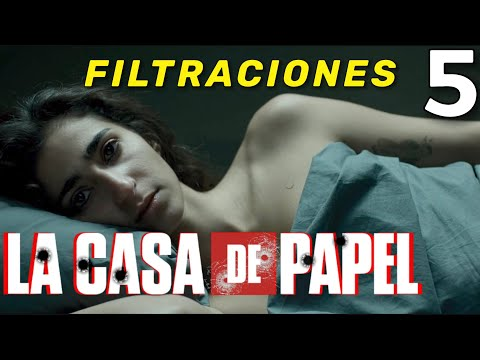 La Casa de Papel – Season 5: First date change, leaks and more |  Netflix |  Argentina |  Chile |  Mexico |  CDMX |  ar |  cl |  mx |  TRENDS