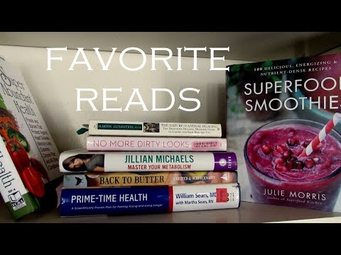 My Personal Holistic Health Book List | Mature Beauty & Health
