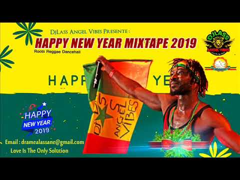 Happy New Year Mixtape 2019 Feat. Chronixx, Jah Cure, Morgan Heritage, Chris Martin, (January 2019)