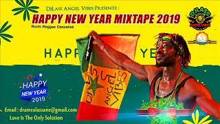 Happy New Year Mixtape 2019 Feat Chronixx Jah Cure Morgan Heritage Chris Martin January 2019