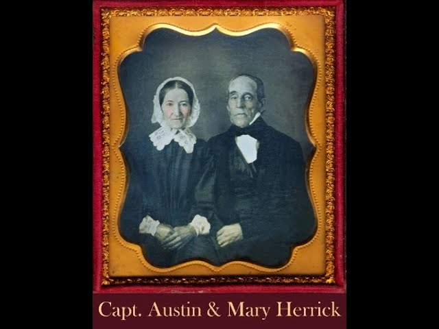 History Detective: Who was Southampton Whaling Captain Austin Herrick? With Eric Woodward