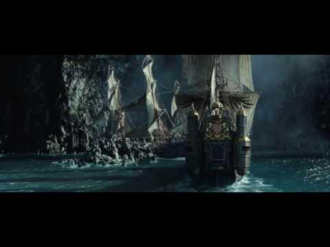 Piráti z Karibiku: Salazarova pomsta 2017 Trailer 2 HD CZ