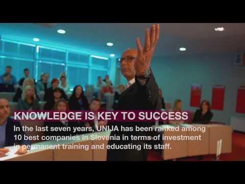 UNIJA - Company presentation