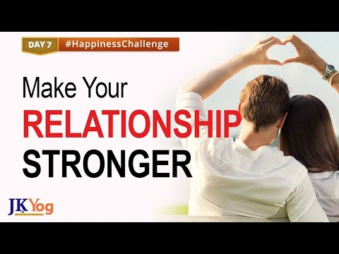 Make Your Relationship Stronger   Happiness Challenge Day 7   Swami Mukundananda