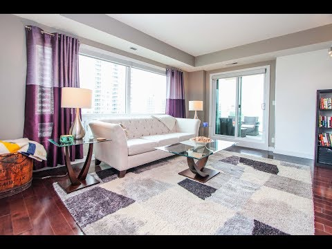 Prestigious Living with City Views @ 501, 10055 118 St in Downtown Edmonton