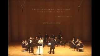 Mendelssohn Concert Piece No.1 for 2 Clarinets, op.113