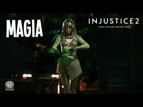 Injustice 2 – Apresentando: Magia