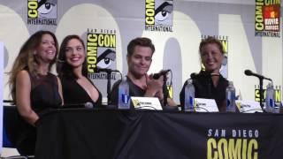 Wonder Woman - Best of Panel @ Comic-Con 2016 Gal Gadot