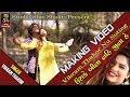 Vikram Thakor - Making Video - Usake Bina Nahi Jina He - Studio Shivshakti
