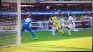 Video Gol Pertandingan Chievo Verona vs Empoli