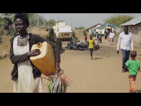 S. Sudan: World's youngest nation faces bleak future