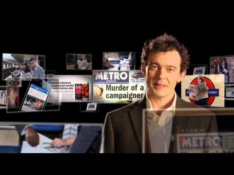 DMGT Corporate Video 2013
