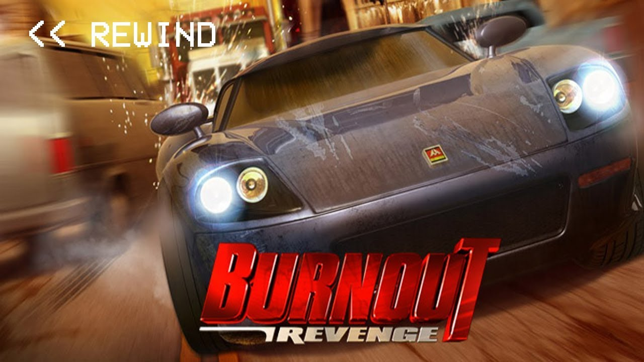 Rewind: Burnout Revenge Gameplay (PCSX2 + Best settings!)