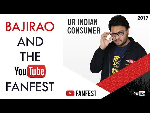 Ur IndianConsumer @ YouTube FanFest India 2017 | VLOG #67