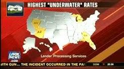 Swing State Homeowners Underwater