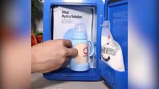 Pepsi 캠핑 차박 미니냉장고 차량 겸용 냉장고 홈 …