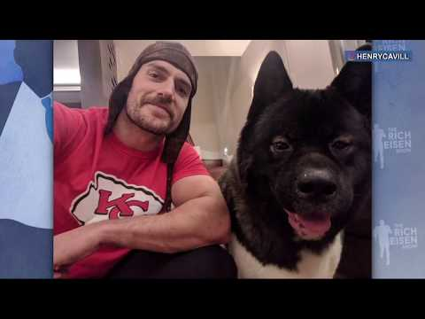 How British Actor Henry Cavill Became a Kansas City Chiefs Superfan | The Rich Eisen Show | 7/26/18