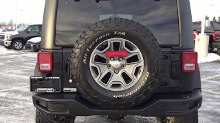2017 Jeep Wrangler Unlimited Rubicon Review