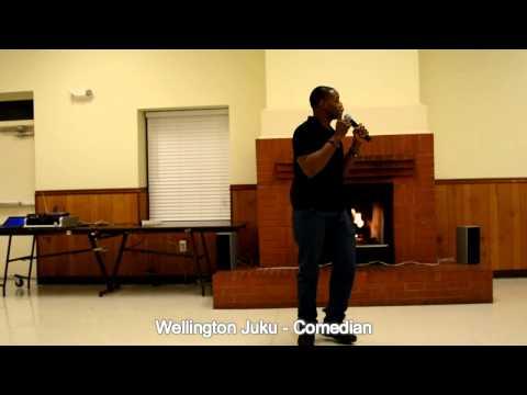 Orators 013015 video - Wellington Juku, Comedian