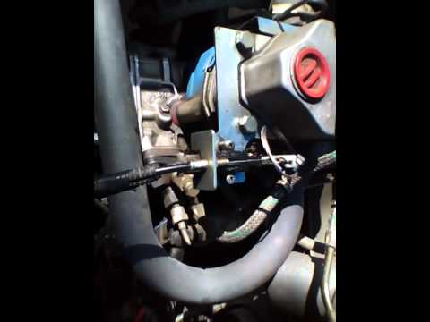 Piaggio Diesel Engine Working Mp4 Youtube