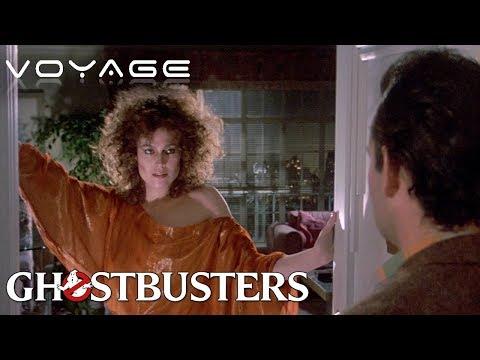 Dana Tries To Seduce Venkman   Ghostbusters   Voyage
