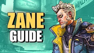 Borderlands 3 Zane Guide: Character Builds And Skills