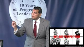 Cesar Hernandez - Immigration - NLC Spark! Talks