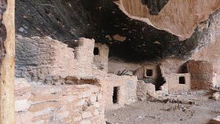 keet seel ruins backpack navajo national monument az