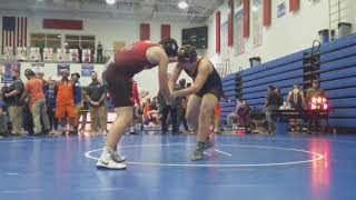 Tyler O'Reilly 195 Sparta Highland Jeremy Ammons Kilted Klassic vs. Lexington (Extra) 12/8/18