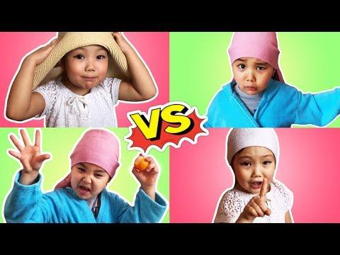 Келинка VS. Енешка! КЕЛИНКА ТОЖЕ ЧЕЛОВЕК 😆 #АминкаВитаминка и #АдекаПерсик Прикол года! СМЕШНЫЕ ДЕТИ