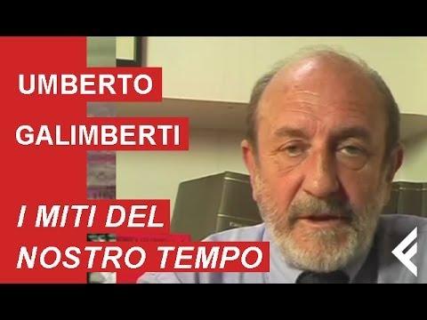 Umberto Galimberti: 'I miti del nostro tempo'