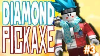 💍 DiAMOND PiCKAXE !! UPGRADE MENTOK 3 PULAU PRiBADi | SKYBLOCK 2 - ROBLOX INDONESiA