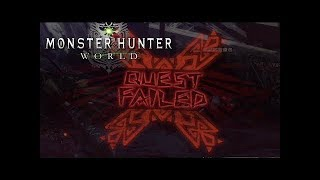 TRIGGERED- Monster Hunter World Funny Moments (WINS and FAILS) part 6