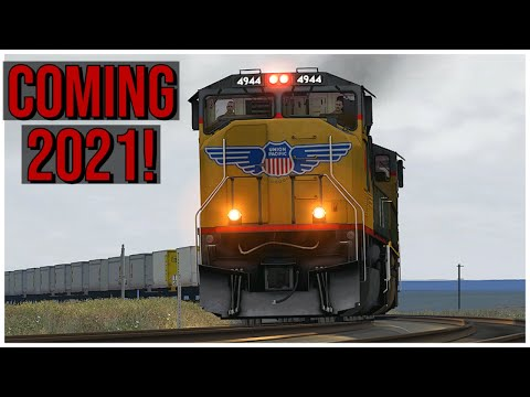 Coming in Hot 2021 - Train Simulator 2021 |