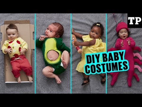 22 Super Cute Halloween Costume Ideas For Baby