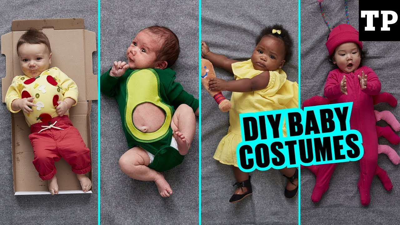 78b6abfefd93 22 super cute Halloween costume ideas for baby - YouTube