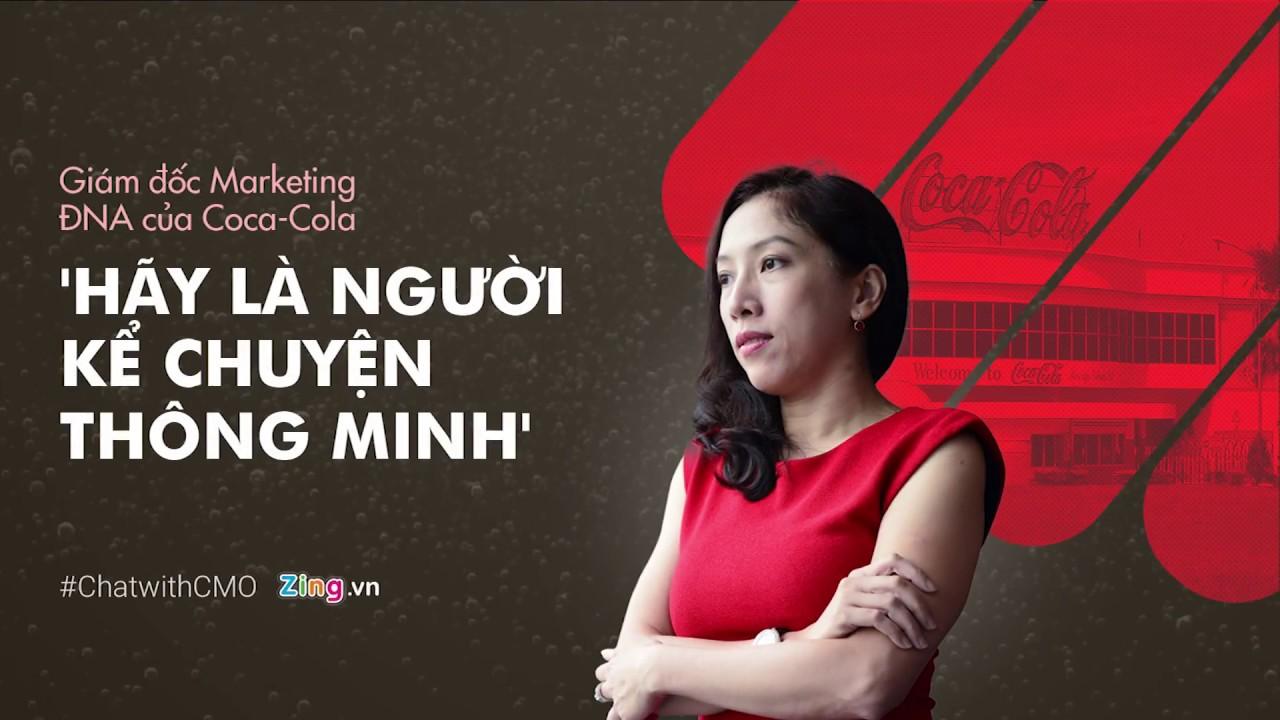 ChatwithCMO | Chuyên gia marketing Phạm Nhã Uyên: Hãy là người kể chuyện thông minh